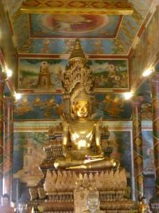 Bagian dalam Wat Phnom